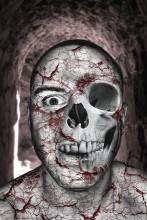 foto zombi