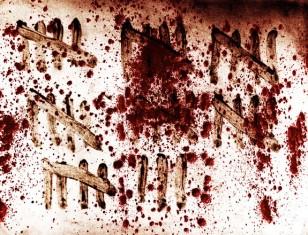 taches de sangre